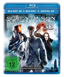 Seventh Son (3D) - Blu-ray