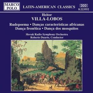 Danca Frenetica/Dancas Afr./+