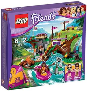 LEGO® Friends 41121 - Abenteuercamp Rafting