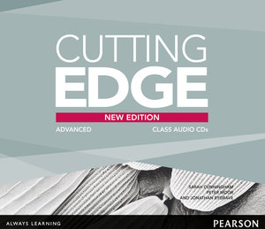 Cutting Edge Advanced New Edition Class CD
