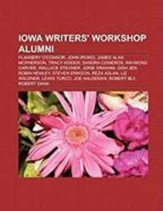 Iowa Writers' Workshop alumni