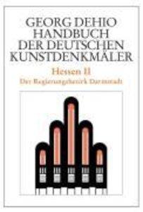 Hessen 2. Handbuch der Deutschen Kunstdenkmäler