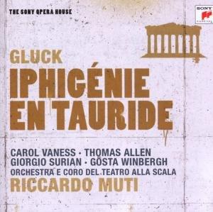 Iphigenie en Tauride-Sony Opera House