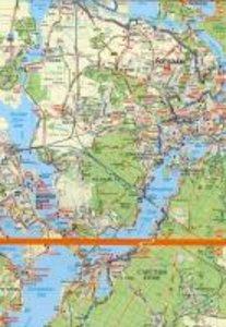 66-Seen-Weg um Berlin 1 : 50 000
