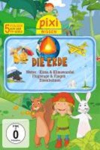 Pixi Wissen TV 04: Erde / Wetter / Klima und Klimawandel / Flieg