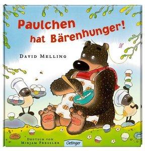 Paulchen hat B¿nhunger
