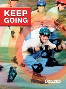 Keep Going. Schülerbuch. New edition