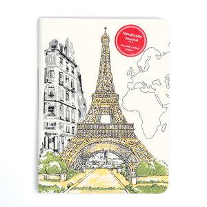 Notizbuch City - Paris