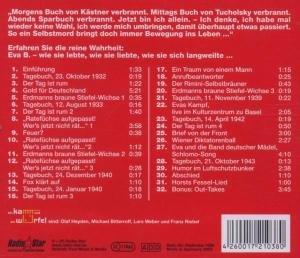 Die Geheimen Tagebücher Der Eva B.