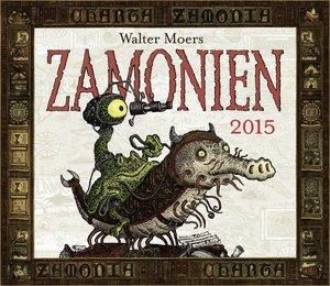 Zamonien 2015 Wandkalender