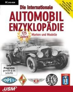 Die internationale Automobil-Enzyklopädie - 125 Jahre Marken und