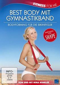 Best Body durch Gymnastikband