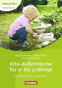 Kita-Außenräume für 0 bis 3-Jährige