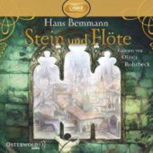 Stein und Flöte