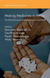 Making Medicines in Africa