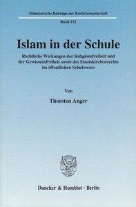 Islam in der Schule