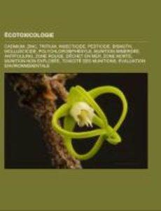 Écotoxicologie