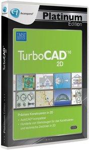Avanquest Platin Edition TurboCAD 2D Designer V 16