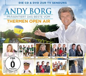 Andy Borg präs.das Beste vom