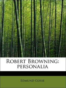 Robert Browning: personalia