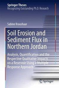 Soil Erosion and Sediment Flux in Jordan