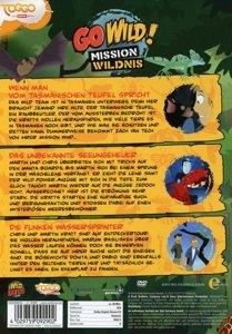 Go Wild! - Mission Wildnis 05. Seeungeheuer