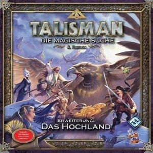 Heidelberger Spieleverlag HE328 - Talisman: Hochland, Erweiterun