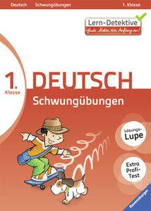Schneider-Struben, U: Schwungübungen (Deutsch 1. Klasse)