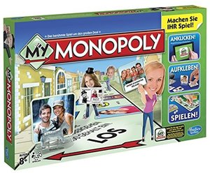 Hasbro A8595100 - My Monopoly