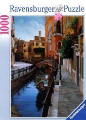 Venezianische Impressionen. Puzzle 1000 Teile - zum Schließen ins Bild klicken