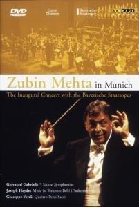 Zubin Mehta In München