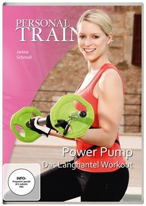 Personal Trainer - Power Pump - Langhantel Workout