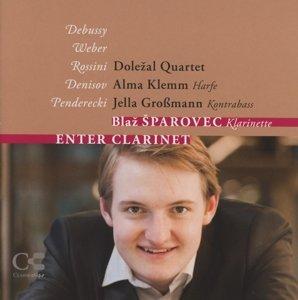 Enter Clarinet