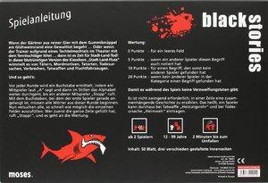 Moses Verlag 90021 - Black Stories: Stadt-Land-Tod, Spiel