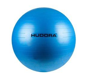 HUDORA 76758 - Fitness Gymnastikball, blau, 85cm