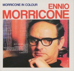 Morricone In Colour (4CD Box Set Edition