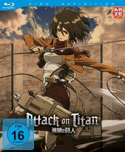 Attack on Titan - Blu-ray 2