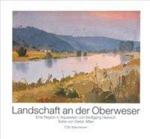 Landschaft an der Oberweser