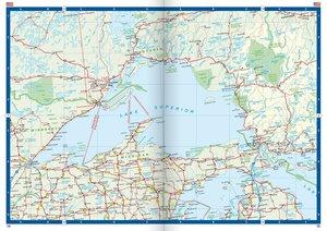 Road Atlas USA / Canada
