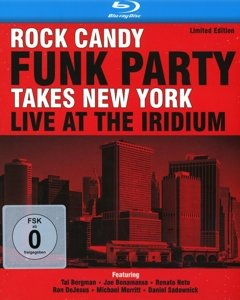 Takes New York-Live At The Iridium/Ltd.