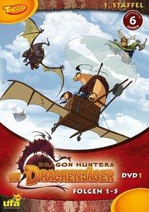 Drachenjäger DVD 1,TV-Serie St.1,Flg.1-5