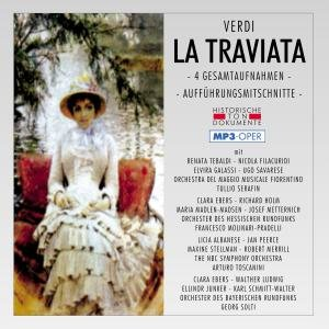 La Traviata (GA)-MP3 Oper (4 Ga)