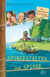 Die Karlsson-Kinder Spukgestalten und Spione
