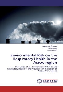 Environmental Risk on the Respiratory Health in the Arzew region