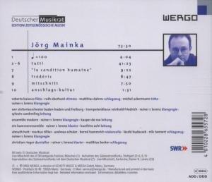 Tutti/La condition humaine/Frederic/Mitschni