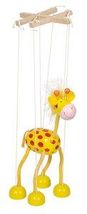 Goki 51867 - Marionette Giraffe