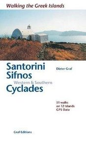 Santorini, Sifnos, western + southern Cyclades