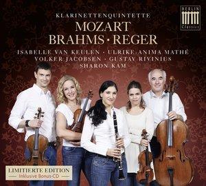 Brahms / Reger: Quintette