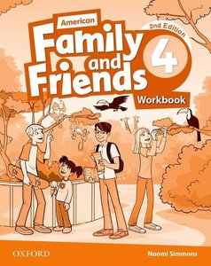 American Family and Friends 4. Workbook