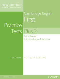 Cambridge First Practice Tests Plus New Edition Students' Book w